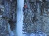 Cascade de glace